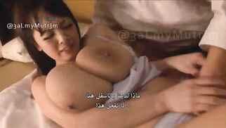 افلام اباحية مترجمة - زوجة الأب النائمة والأبن الممحون