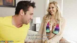 نيك الطيز يعيد لها شبابها - سكس مترجم